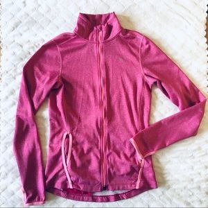 Nike Dri Fit Athletic Workout Jacket